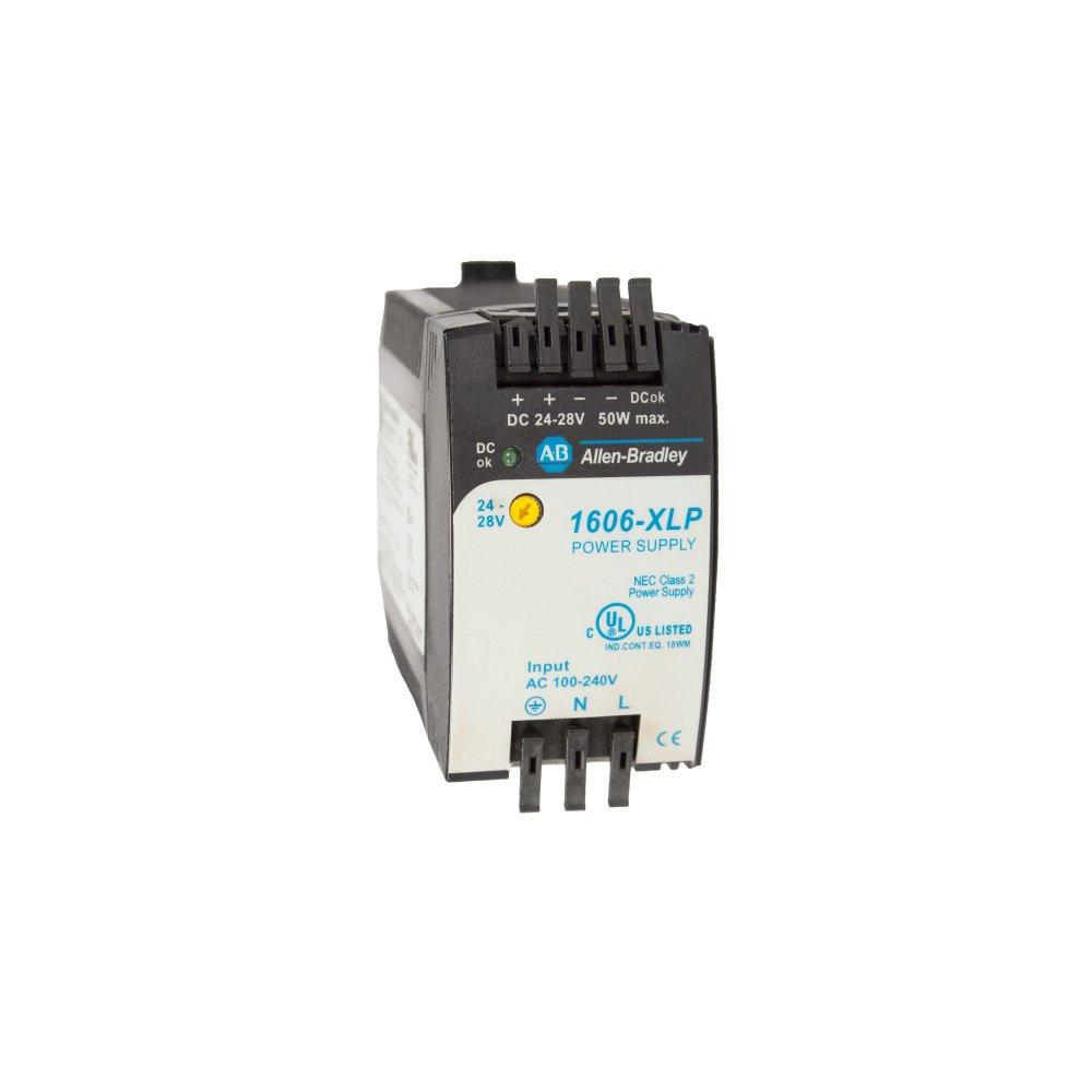 Allen-Bradley   1606-XLP50E   AC/DC Power Supply (Certified Refurbished)