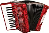 Hohner Accordions 1304-RED
