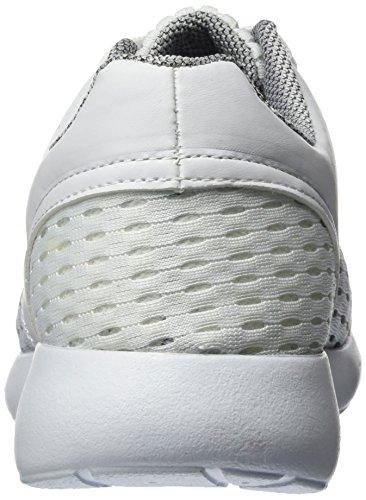 Tamboga Unisex-Erwachsene 1011 Low-Top Weiß (White 03)