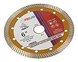 ATE Pro. USA 90323 Diamond Blade, , Turbo, Pro-Series, 6''