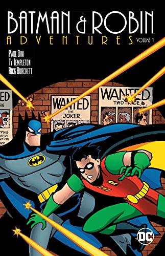 Batman Tas Costume (Batman & Robin Adventures Vol.)