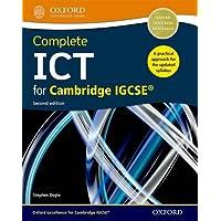 IGCSE complete ICT. Student's book. Per le Scuole superiori. Con espansione online (Cie Igcse Complete)