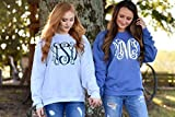 Monogram Crewneck Sweatshirt for Women