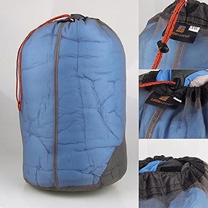 7884ca7cc848 Buy PVS Travel Camping Sports Ultralight Mesh Stuff Sack Drawstring ...