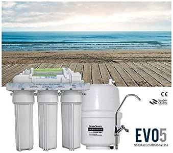 I-WATER - Purificador Agua Osmosis 5 Et. I-Water: Amazon.es: Bricolaje y herramientas