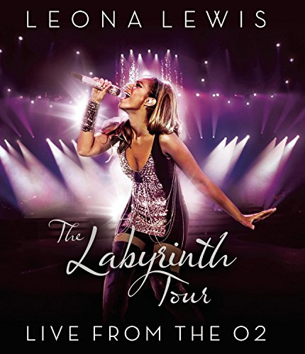 Blu-ray : Leona Lewis - The Labyrinth Tour: Live At The O2 (Blu-ray)