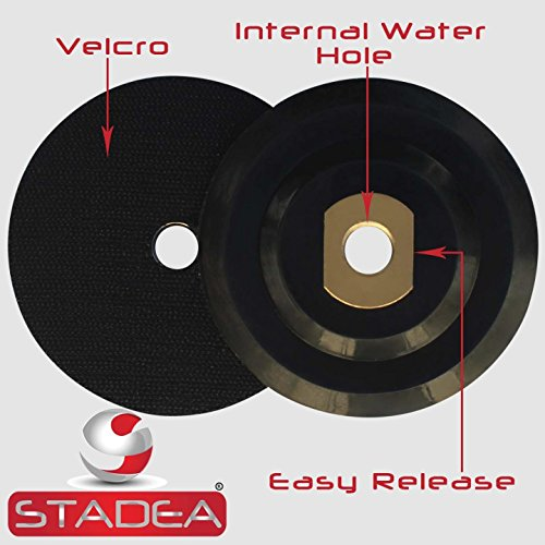 rubber backing velcro pad Backing