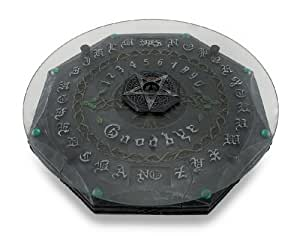 Lisa Parker Tree Of Life Pentacle Glass Top Ouija Board Witch Pagan