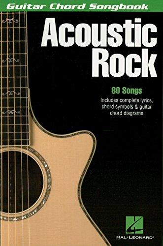 Acoustic Rock: Guitar Chord Songbook (Chord Rock)