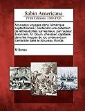 Nouveaux Voyages Dans l'Amérique Septentrionale, M. Bossu, 1275633374