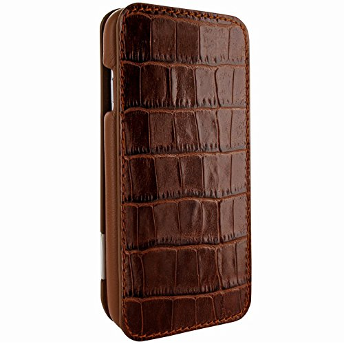 Piel Frama Wallet Case for Apple iPhone 6 / 6S - Crocodile Brown by Piel Frama (Image #2)