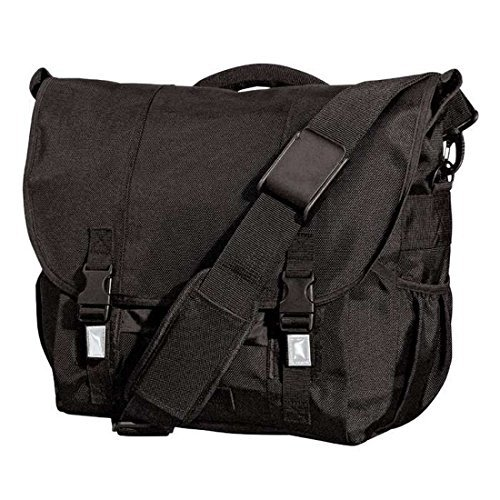 Bagiva District Threads Messenger Laptop Bag Notebook MacBook Bag(Black,OS) - District Messenger