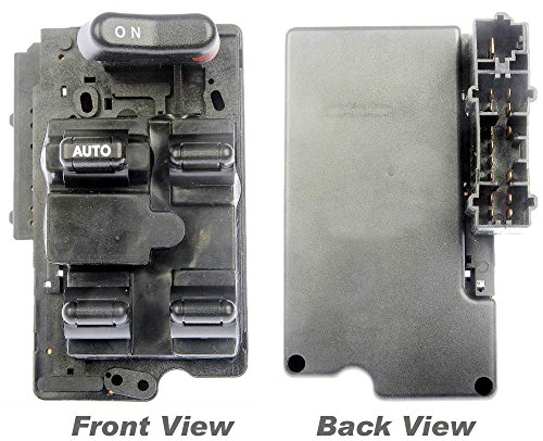 APDTY 012711 Master Front Left Power Window Switch. Replaces TRW Switch only