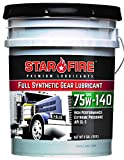 StarFire Full Synthetic 75W140 Gear Lubricant 5 Gallon Pail