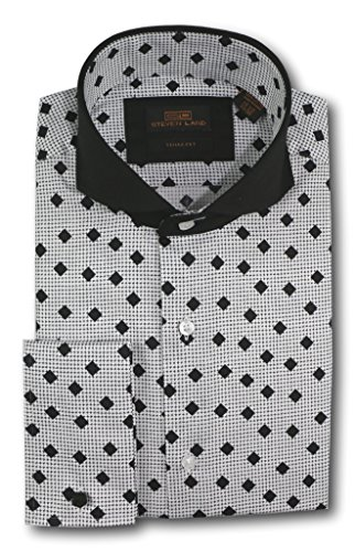 Steven Land Dress Shirt Cotton product image