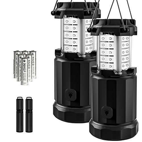Led Button Lights For Lanterns - 6