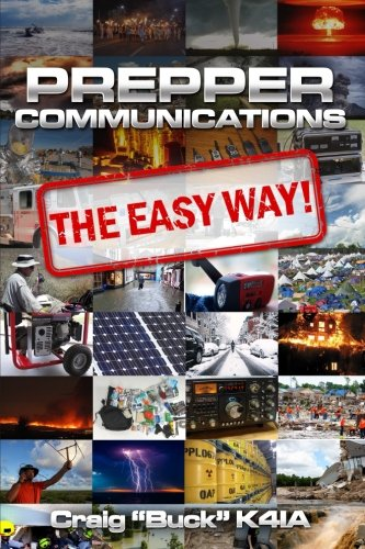 Prepper Communications: The Easy Way by CreateSpace Independent Publishing Platform (Image #1)