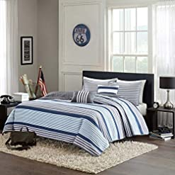 5199ep5aVeL._SS247_ 100+ Nautical Bedding Sets