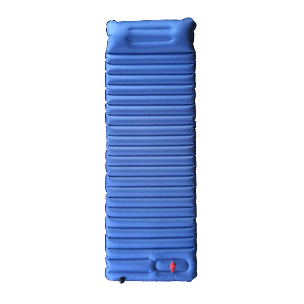 JTYX Aufblasbare Matte Outdoor Camping Feuchtigkeits Luftmatratze Schlafsack Ultraleicht Tragbare Aufblasbare Bett