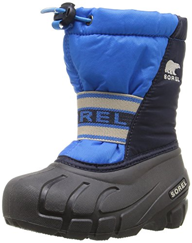 Sorel Unisex-Kinder Childrens Cub Schneestiefel Blau (Static Blue, Collegiate Navy 489Static Blue, Collegiate Navy 489)