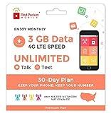 Red Pocket Mobile Premium 30 Day Prepaid Phone