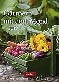 Der kleine Aussaatkalender 2019 Taschenkalender: Gärtnern