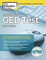 Cracking the GED test 2017 : with 2 practice tests