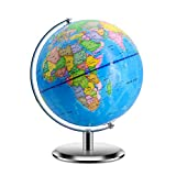 "Best World Globes - World Globes for Kids - Larger Size 12"" Review"