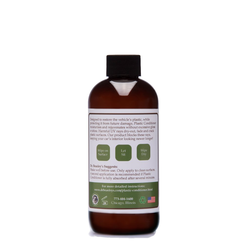 Dr. Beasley's I32D12 Plastic Conditioner - 12 oz. by Dr. Beasley's (Image #2)