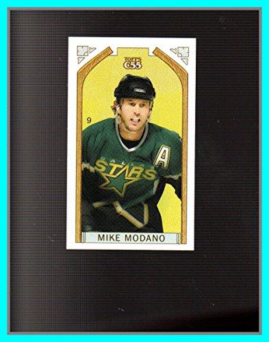 2003-04 Topps C55 Minis Stanley Cup Back #9 Mike Modano DALLAS STARS (82e)