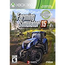 Farming Simulator 15 Platinum Hits - Xbox 360