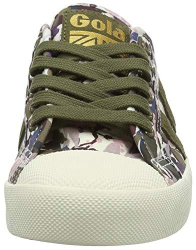 Green para White Coaster Mujer Liberty Nw Off Zapatillas CF Khaki Gola SUwpaqx