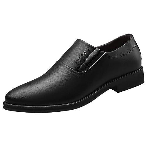 Zapatos de Cuero para Unisex Zapatos De Vestir para Hombres, Zapatos De Hombre Transpirables, Zapatos Individuales.