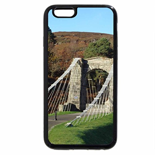 iPhone 6S / iPhone 6 Case (Black) Bridge of Oich