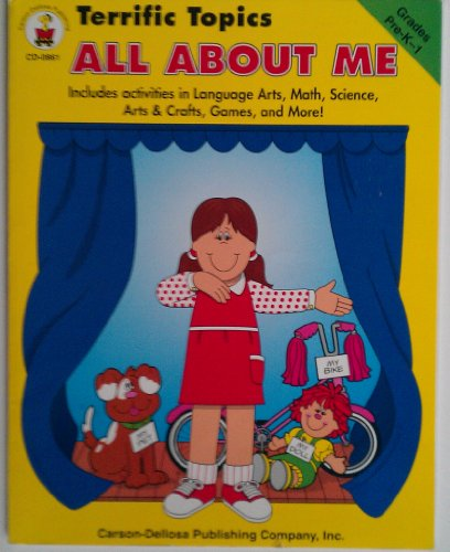 All About Me: Includes Activities in Language Arts, Math, Science, Arts & Crafts, Games, and More! (Terrific -