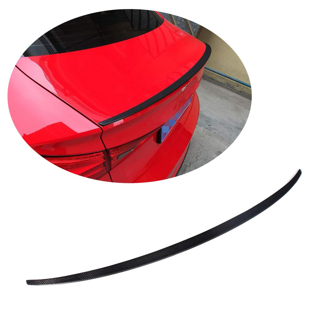 Amazon Com Mcarcar Kit Trunk Spoiler Fits Audi A3 8v S3 A3 Sline