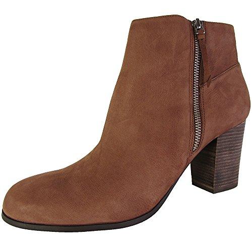 Cole Haan Womens Davenport Bootie Ankle Boot Shoes, Sequoia Nubuck, US - Cole Haan Sequoia