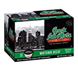 Chock Full o'Nuts Midtown Decaf, Single Serve