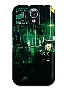 Galaxy S4 Case Cover Skin : Premium High Quality Psycho-pass?wallpaper Case