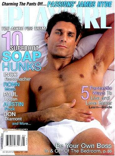 Playgirl Magazine: September 2002 PDF