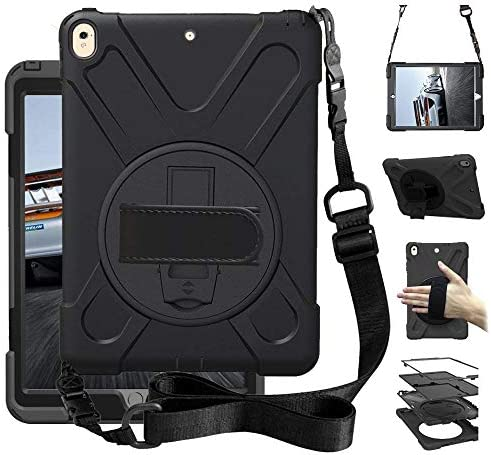 Carrying Rugged Protective Rotating Shoulder