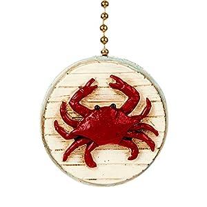 5199kMCxL1L._SS300_ 75+ Coastal & Beach Ceiling Fan Pull Chain Ornaments For 2020