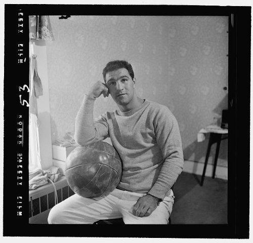 o, medicine ball, boxer, Rocco Francis Marchegiano, heavyweight, 1952 . Size: 8x ()