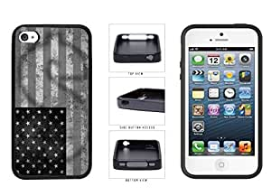 iphone covers Black and White Money to Stamp and USA Flag TPU juices RUBBER Phone Case For Back Cover Apple be Iphone 5c