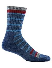 Darn Tough Junior Via Ferrata Jr. Micro Crew Light Cushion Socks