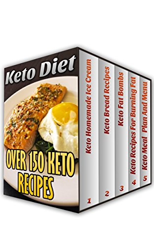 Keto Diet: Over 150 Keto Recipes by Arabella Zimmerman