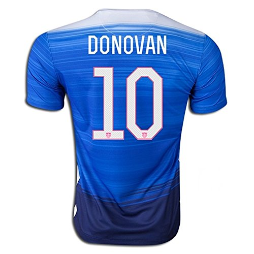 Nike Donovan # 10 Usa Weg Voetbal Jersey 2015/2016