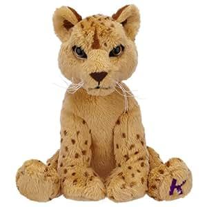 Microsoft Kinectimals Animals Plush - Wave #2 Asiatic Lion