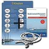 Leinen los-Paket: Bodenseeschifferpatent kompakt: Mit Buch, Knoten-Poster und Übungs-Seil