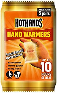 product image for HotHands - Hand Warmers - 5 Pairs